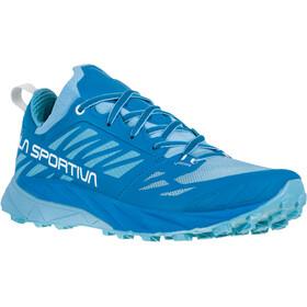 La Sportiva Kaptiva Laufschuhe Damen neptune/pacific blue